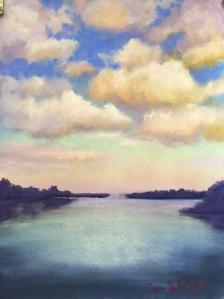 cloud gazing with Maxfield