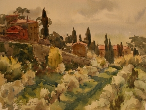 Rogers_William Cortona Olive Orchard