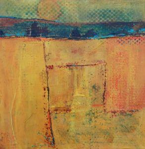 """Maureen Farrell's piece """"Patchwork"""""""