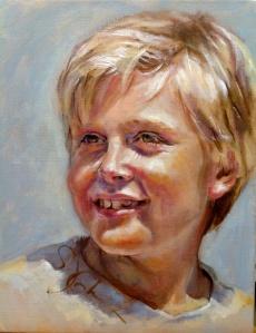 """Sunny Boy"" by Sandra Cohen"