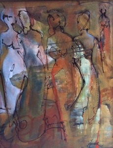"""""""Let's Keep on Dancing"""" by Elaine Weiner-Reed"""