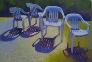 """Gathering"" by Gail Higginbotham"
