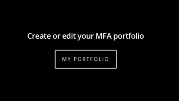 MFA Create or Edit your MFA Portfolio