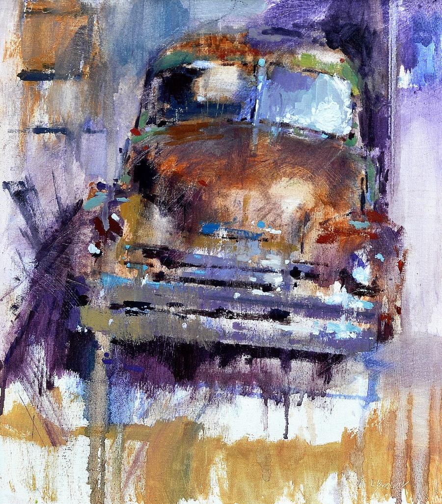 Piece by Lon Brauer