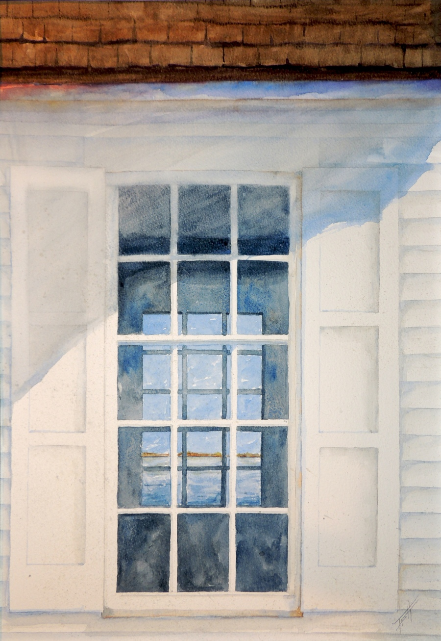 """""""View Of The Sea"""" by Trish Doty"""