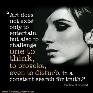 Streisand quote