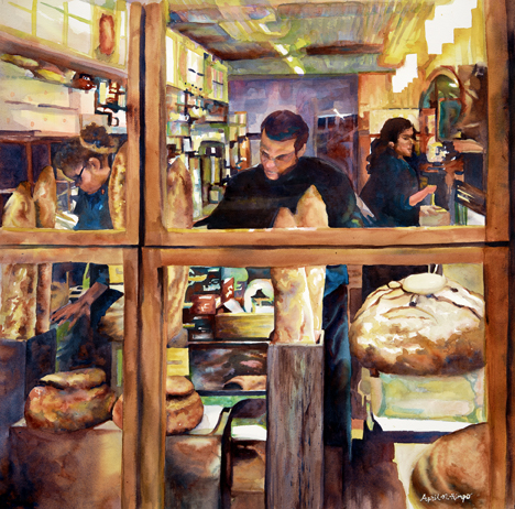 The Bakery by April Rimpo