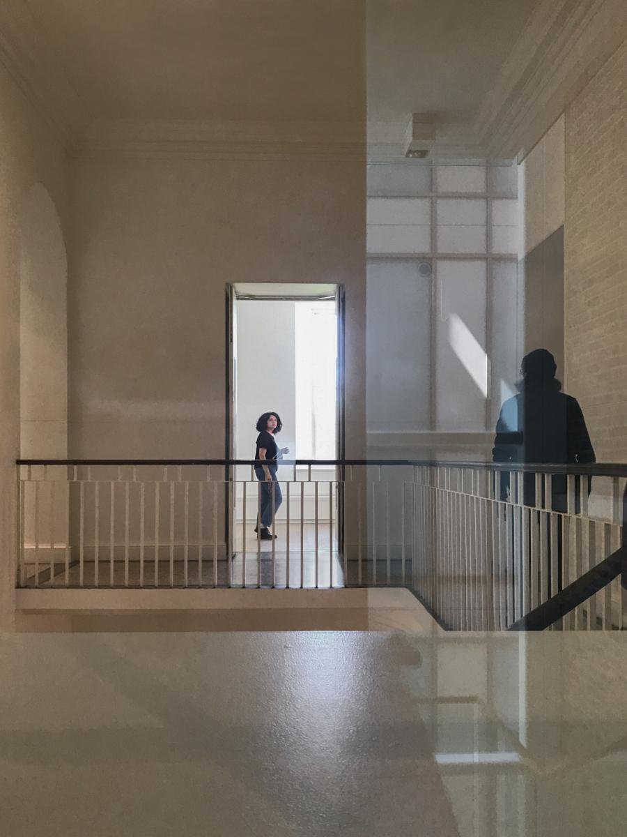 """""""Hallways and Openings"""" by Sarah Hood Salomon.jpg"""