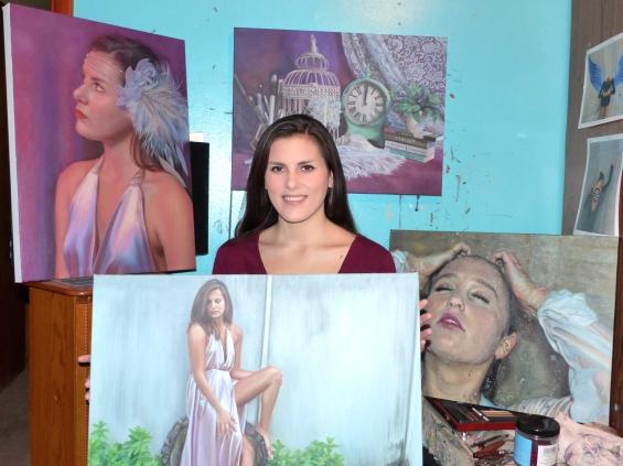 Megan Burak - Picture of me