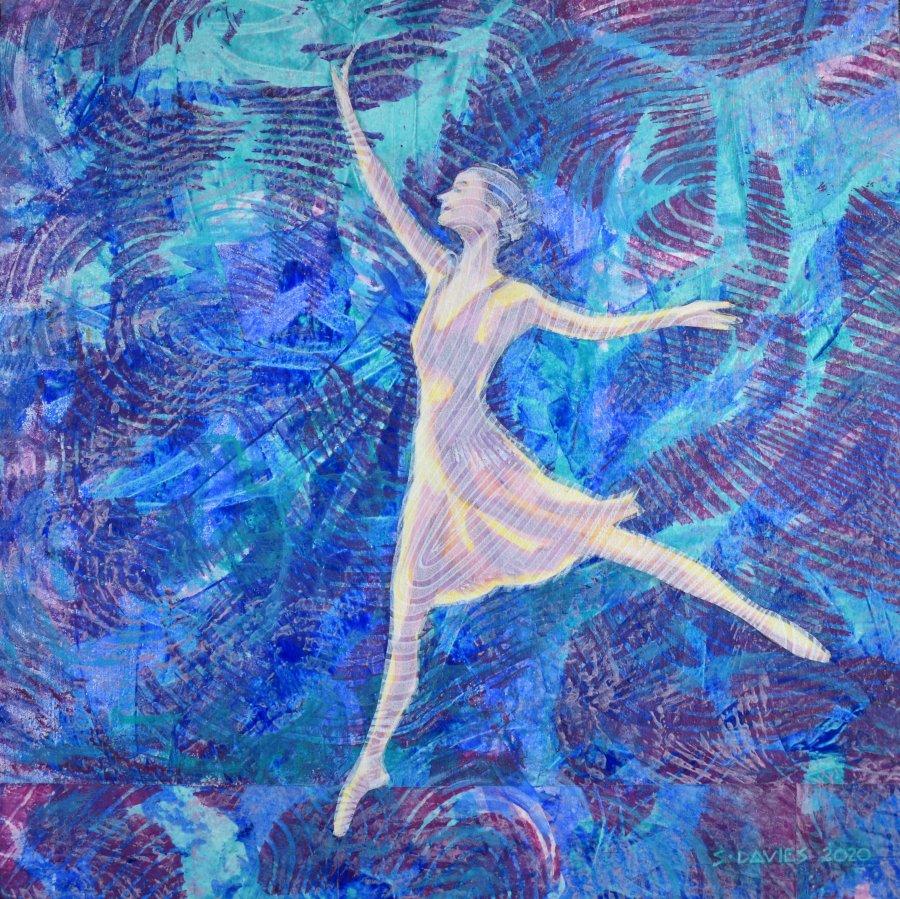Swan Lake - S.Davies - Sally Davies
