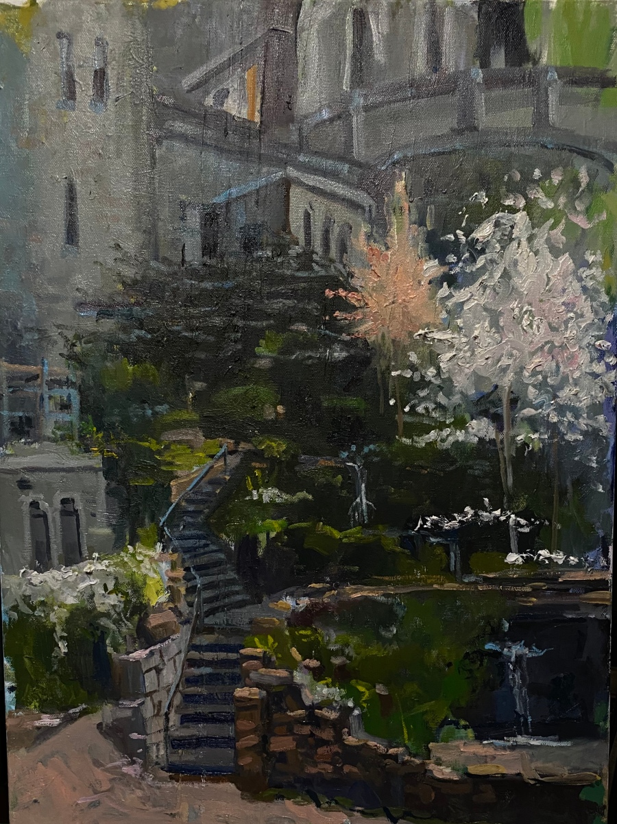 Castle Gardens, England, Summer Member 2020