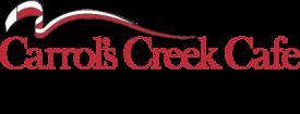 Carrol's Creek Cafe Logo